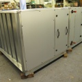 AHu with Silencers