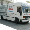 Vehicle Conversion - Grey Zebra 1